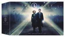 The X Files: Complete Seasons 1-9, Blu-ray BluRay