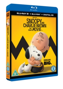 Snoopy and Charlie Brown - The Peanuts Movie, Blu-ray BluRay