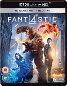 Fantastic Four, Blu-ray BluRay
