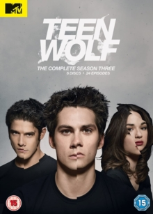 Teen Wolf: The Complete Season Three, DVD DVD