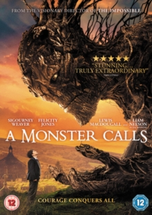 A   Monster Calls, DVD DVD