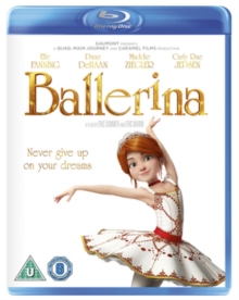 Ballerina, Blu-ray BluRay