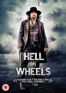 Hell On Wheels: Season Five - Volume Two, DVD DVD