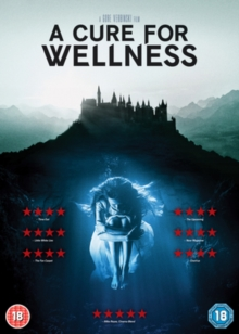 A   Cure for Wellness, DVD DVD