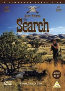 Cimarron Strip: The Search, DVD  DVD