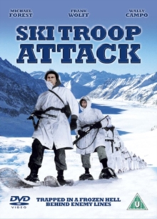 Ski Troop Attack, DVD  DVD