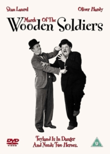Laurel and Hardy: March of the Wooden Soldiers, DVD  DVD