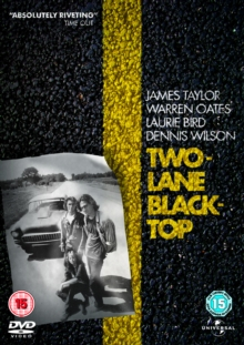 Two-lane Blacktop, DVD  DVD