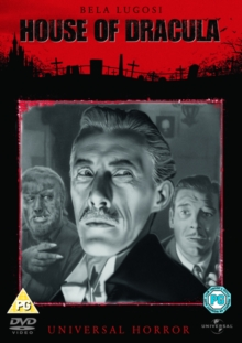 House of Dracula, DVD  DVD