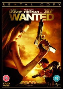 Wanted, DVD  DVD