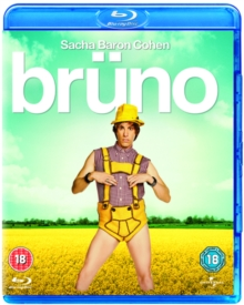 Bruno, Blu-ray  BluRay