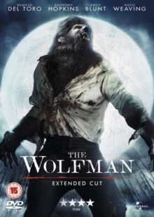 The Wolfman, DVD DVD