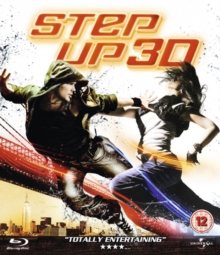 Step Up 3, Blu-ray  BluRay