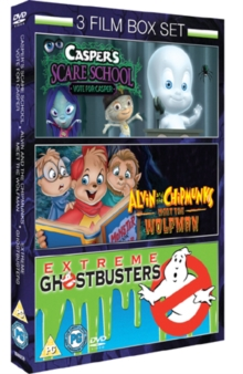 Casper's Scare School/Alvin and the Chipmunks Meet the ..., DVD  DVD