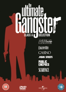 Ultimate Gangster Collection, DVD  DVD