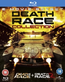 Death Race/Death Race 2, Blu-ray  BluRay