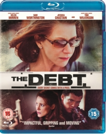 The Debt, Blu-ray BluRay