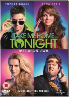 Take Me Home Tonight, DVD  DVD