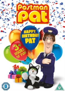 Postman Pat: Happy Birthday Postman Pat, DVD  DVD
