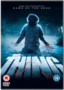 The Thing, DVD DVD