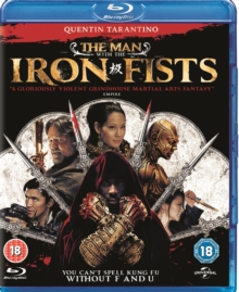 The Man With the Iron Fists, Blu-ray BluRay