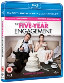 The Five-year Engagement, Blu-ray BluRay