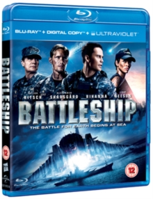 Battleship, Blu-ray  BluRay