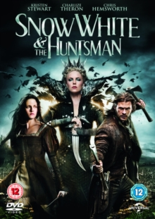 Snow White and the Huntsman, DVD  DVD