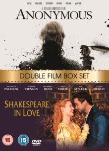 Anonymous/Shakespeare in Love, DVD  DVD