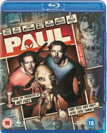 Paul, Blu-ray  BluRay
