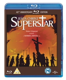 Jesus Christ Superstar, Blu-ray  BluRay