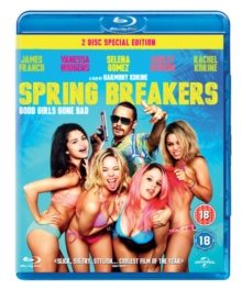 Spring Breakers, Blu-ray  BluRay