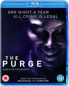 The Purge, Blu-ray BluRay