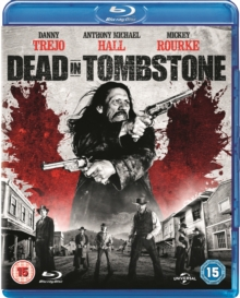 Dead in Tombstone, Blu-ray  BluRay