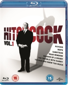 Hitchcock: Volume 1, Blu-ray  BluRay
