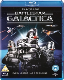 Battlestar Galactica, Blu-ray  BluRay