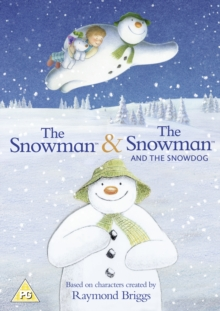 The Snowman/The Snowman and the Snowdog, DVD DVD