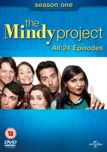 The Mindy Project: Season 1, DVD DVD