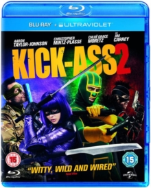 Kick-Ass 2 - Balls to the Wall, Blu-ray  BluRay