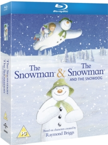 The Snowman/The Snowman and the Snowdog, Blu-ray BluRay