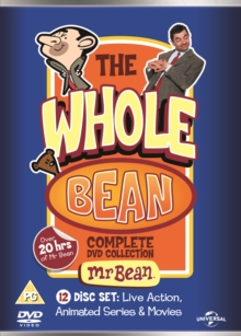 Mr Bean: The Whole Bean - Complete Collection, DVD  DVD