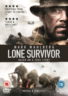 Lone Survivor, DVD  DVD