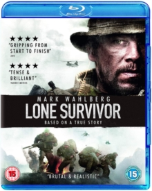 Lone Survivor, Blu-ray  BluRay