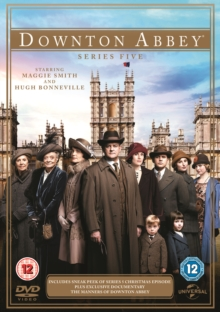 Downton Abbey: Series 5, DVD  DVD