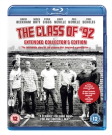 The Class of '92: Extended Edition, Blu-ray BluRay