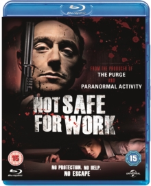 Not Safe for Work, Blu-ray  BluRay