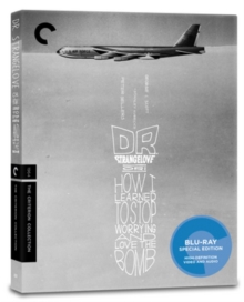 Dr Strangelove - The Criterion Collection, Blu-ray BluRay
