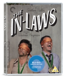 The In-laws - The Criterion Collection, Blu-ray BluRay