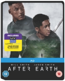 After Earth, Blu-ray  BluRay