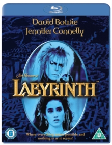 Labyrinth, Blu-ray  BluRay